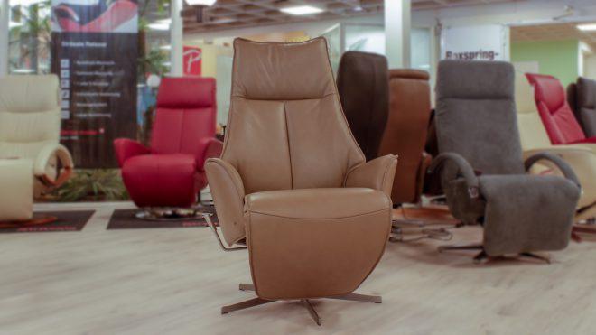 Relaxsessel - Luxus speziell für Sie