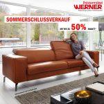 SSV bei Polstermöbel Werner: Nach Hause kommen und sich wohlfühlen