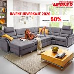 Inventurverkauf 2020: Ab sofort Rabatte bis zu 50 Prozent