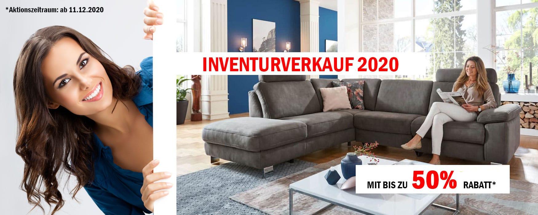Inventurverkauf 2020